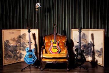 ギターのシールドをKAMINARI GUITARSのK-ARシリーズに新調した