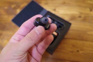 もはやイヤホンではなく持ち歩ける防音室。 ソニーのWF-1000XM3がやっと届いた